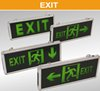 Emergency lighting fixtures from new generation.